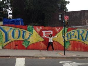 ..and awesome graffiti