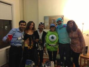 Halloween w Desis