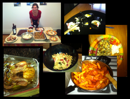 thanksgiving food!