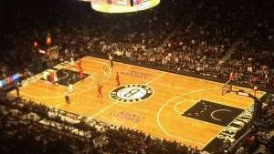 NBA at barclays center